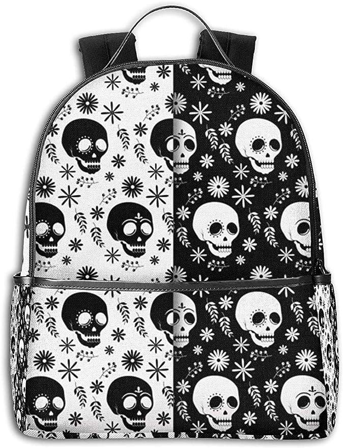 Acheter sac à dos college tete de mort online 6