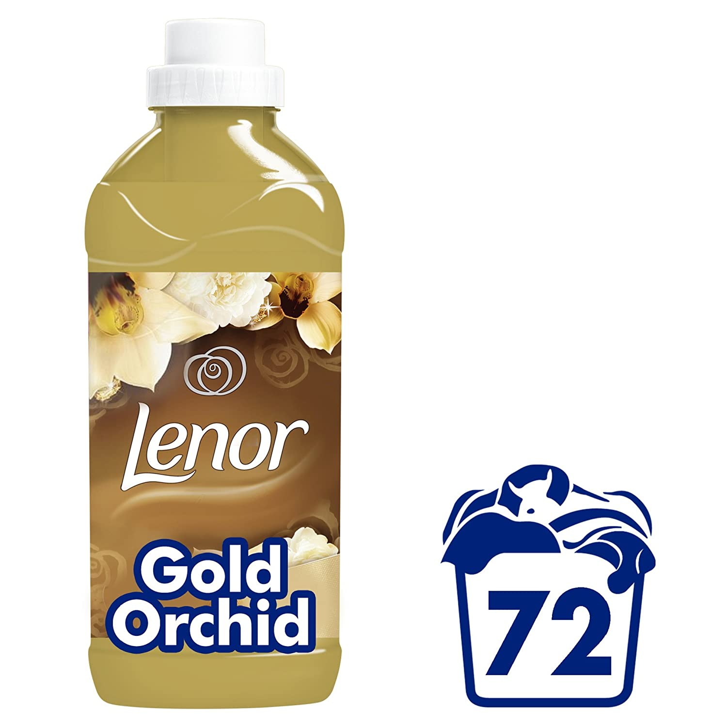 Lenor Fabric Conditioner Gold Orchid Scent Anti Ageing for Soft