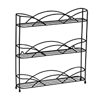 Deals on Spectrum Diversified Countertop 3-Tier Rack 28810