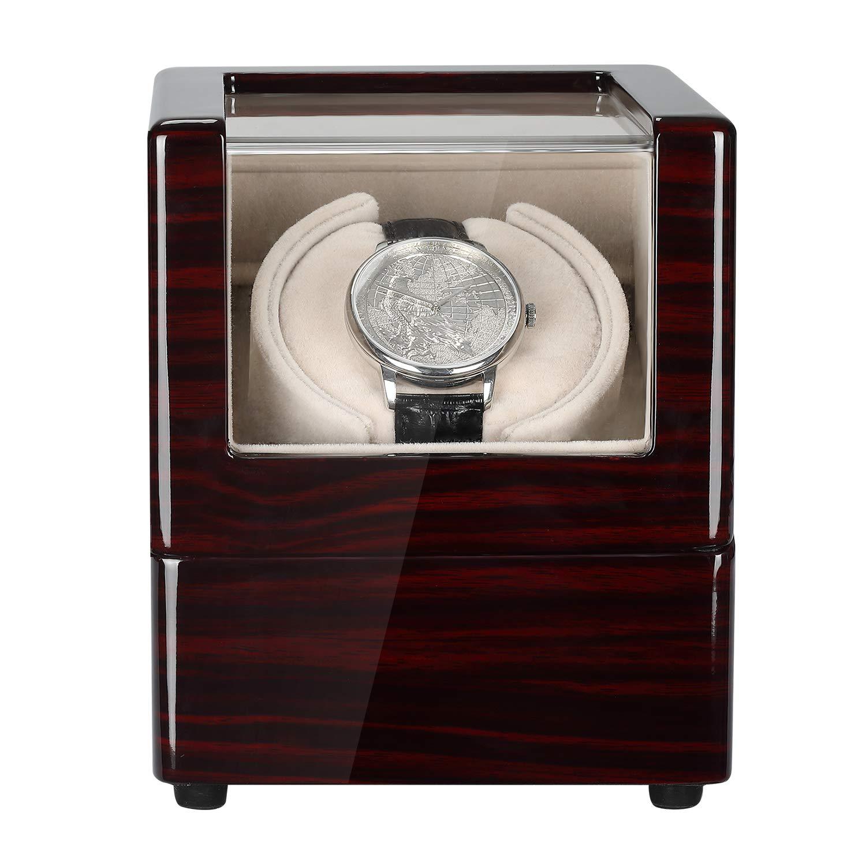 100% authentic 08ebd 10cd3 腕時計自動巻き器 超静音 CHIYODA ワインディングマシーン 1本 ...