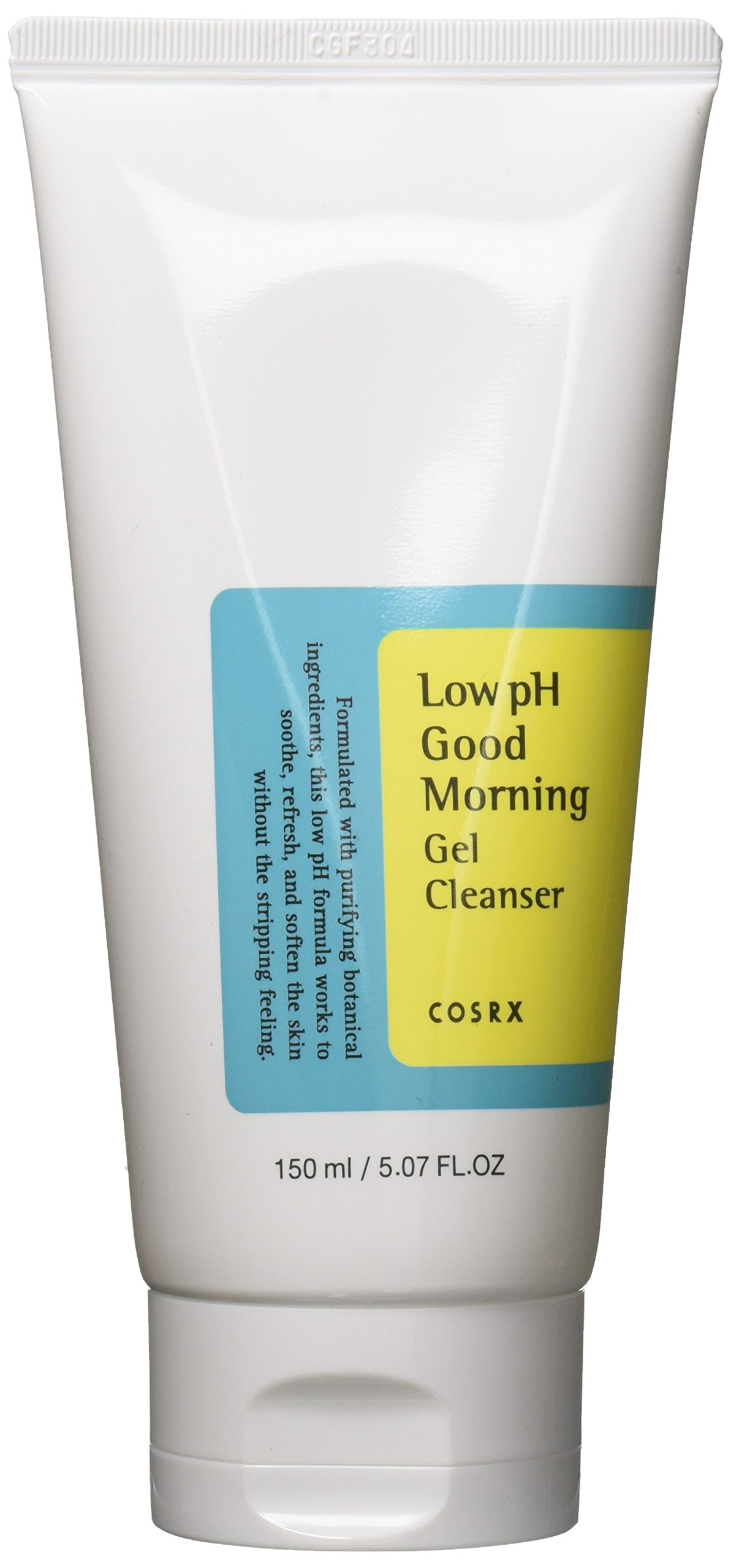 Cosrx Low PH Good Morning Gel Cleanser, 5.1 Ounce