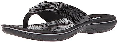 clarks shoes flip flops