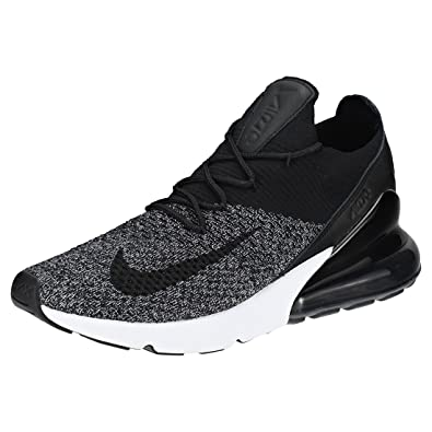 3abbdd6e31e7 Nike Men s Air Max 270 Flyknit Gymnastics Shoes  Amazon.co.uk  Shoes   Bags