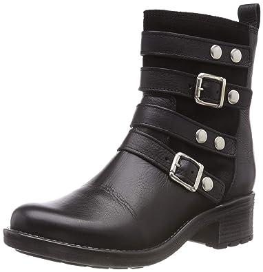 Tamaris Damen 25498-31 Biker Boots  Amazon.de  Schuhe   Handtaschen 03c928922e