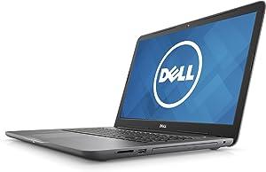 """Dell Inspiron i5765-2764GRY 17.3"""" FHD Laptop (7th Generation AMD A12-9700P, 8GB RAM, 1TB HDD)"""