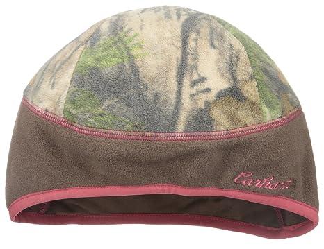 9ef74aace5d40 Amazon.com  Carhartt Women s Gretna Fleece Headband Camo