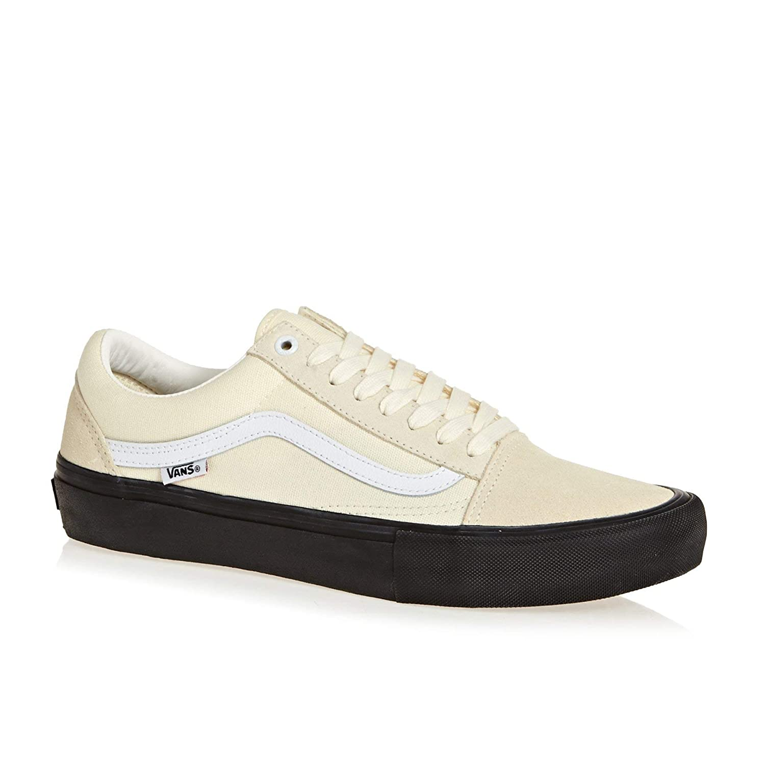 | Vans Old Skool Pro Classic WhiteBlack Sole