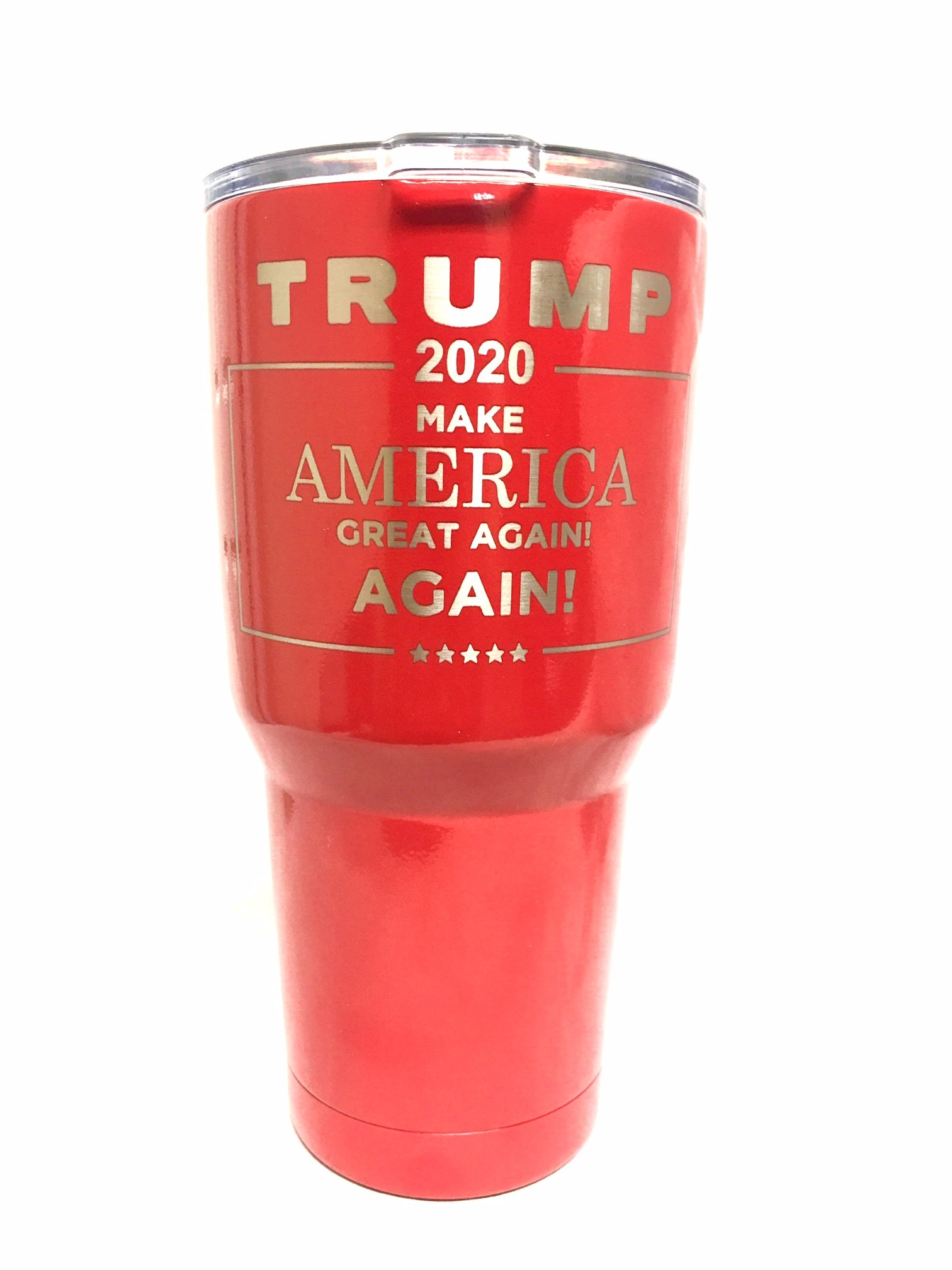 Trump 2020 Make America Great Again Again 30 oz Insulated Tumbler