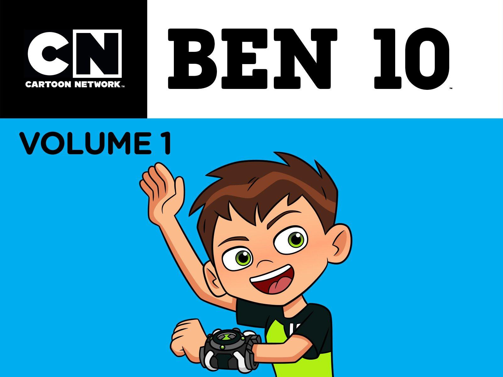 Amazon Ben 10 Season 1