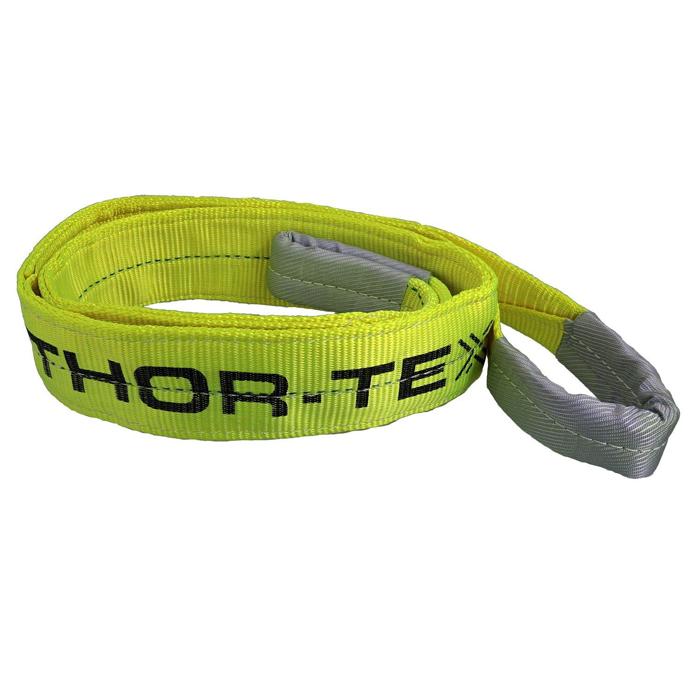 Thor-Tex 3'' X 6', 2-Ply, Eye-Eye Synthetic Web Sling