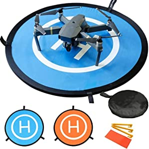 Drone Landing Pad, 30