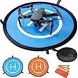 "Drone Landing Pad, 30""/75cm Waterproof Portable Foldable Helipad Helicopter Landig Mat for DJI Mavic Pro Phantom 2/3/4/ Pro,"