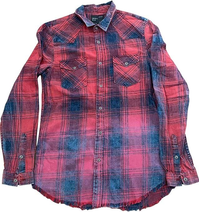 Zara - Camiseta para hombre, ajustada: Amazon.es: Ropa y accesorios