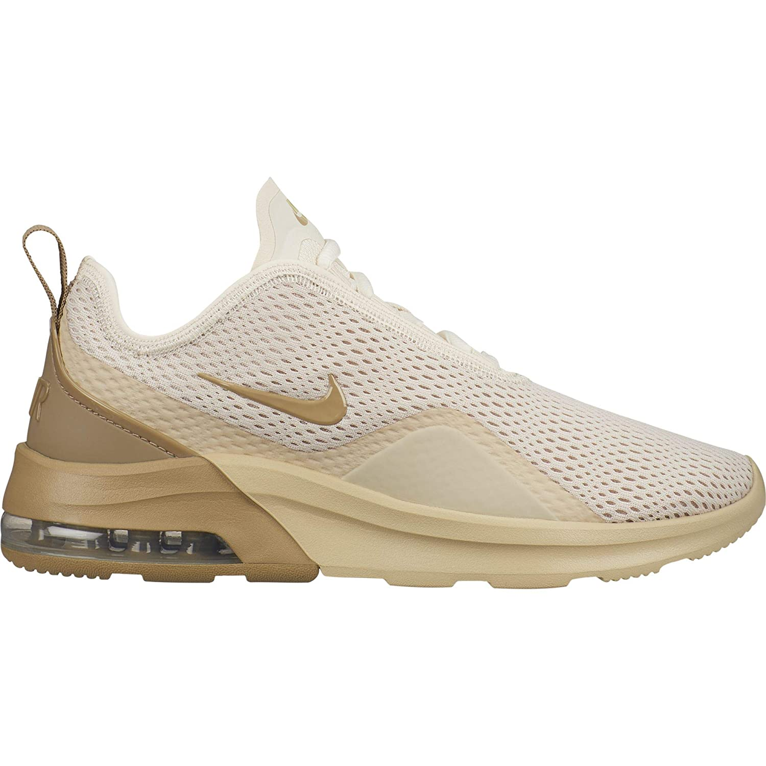 amazon really cheap sale uk Nike Women's Air Max Motion 2 Running Shoe Light Cream/Parachute  Beige/Desert Ore Size 6.5 M US