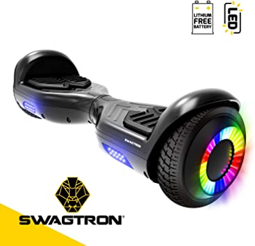 Amazon.com: Swagboard Twist - Tabla de hoverboard para niños ...