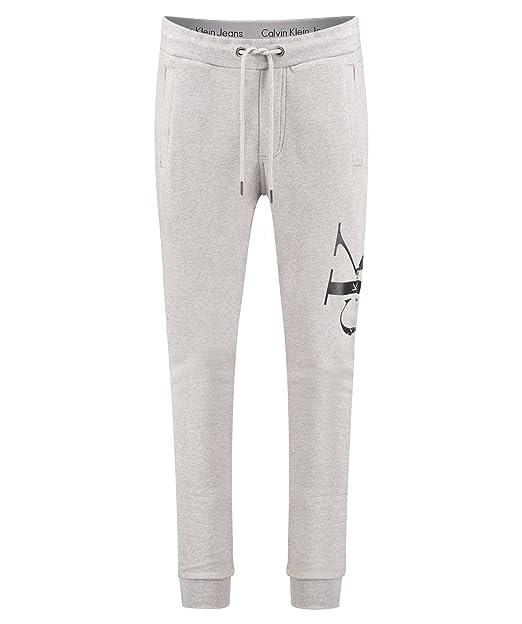 Calvin Klein - Chándal - para Hombre Gris Gris: Amazon.es: Ropa y ...