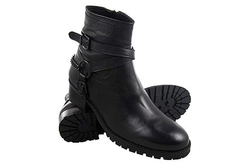 Zerimar Botines para Mujer | Botiones Mujer Piel | Botines Mujer Bajos | Botines Mujer Piel de Vestir | Botines Mujer Elegantes: Amazon.es: Zapatos y ...