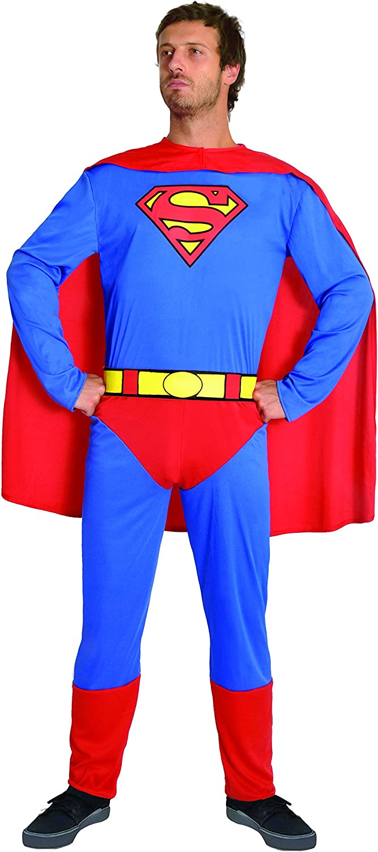 DC COMICS 1:4 SCALE uomo di acciaio giocattolo da collezione SUPERMAN 18 inch Deluxe Ca...