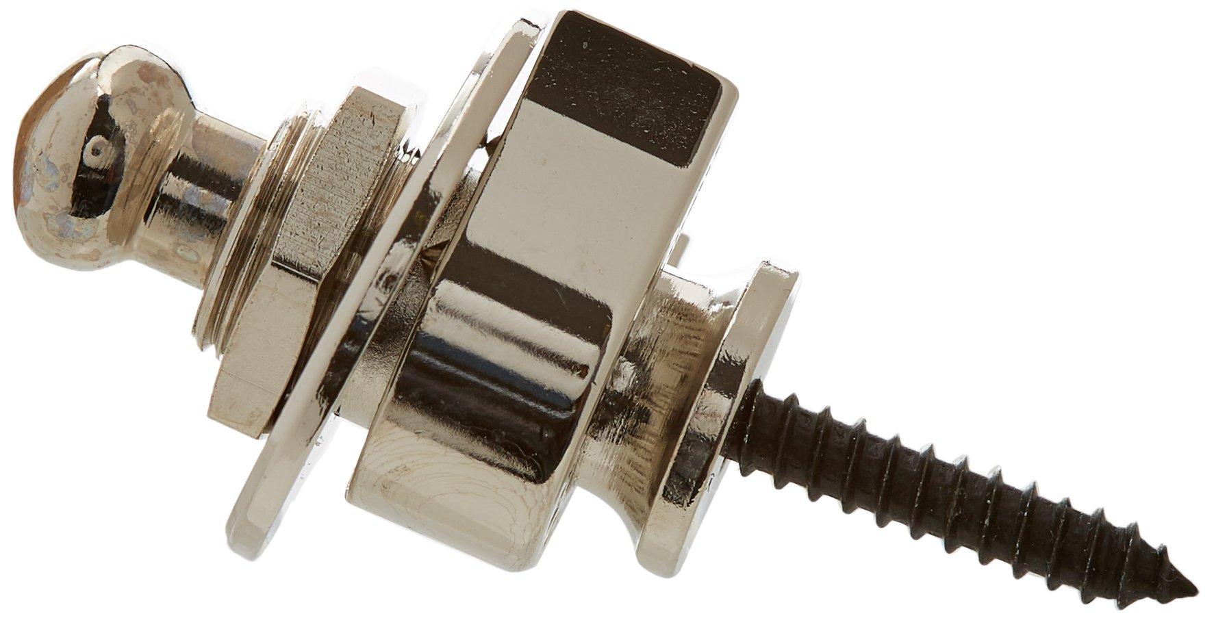 Schaller momo-jtk 14010101 Security Straplocks, Nickel