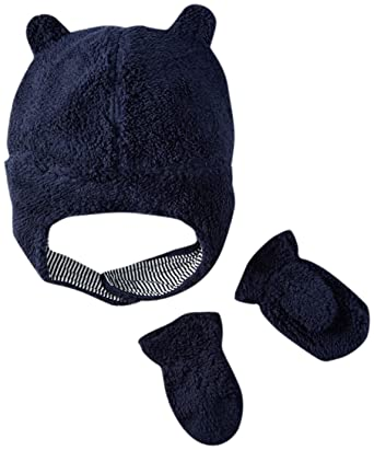 Amazon.com  Carter s Baby Boys  Winter Hat-Glove Sets D08g187 ... ec5ac4fbdd1