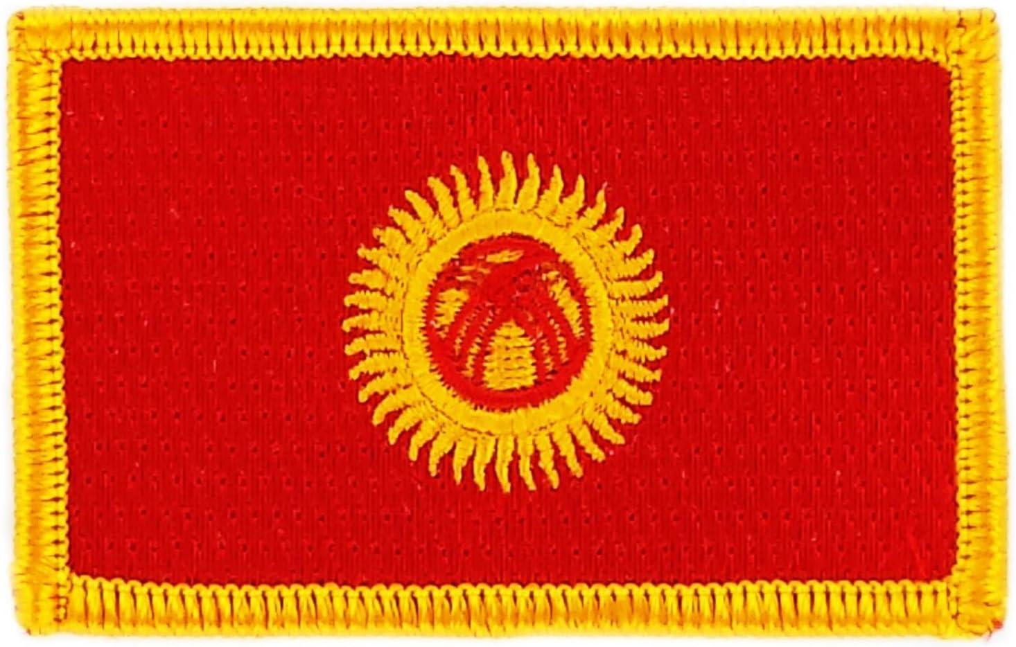 Patch écusson brodé Drapeau   MOZAMBIQUE FLAG   Thermocollant  Insigne Blason
