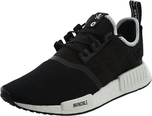 Amazon Com Adidas Mens Nmd R1 Invincible X Neighborhood Black