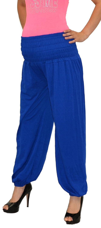 Pantalon pour femmes enceintes - Grossesse par Tex 100% d'origine - bleu - Taille unique