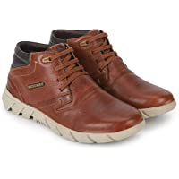 Red Chief Vicky Kaushal's Leather Boots for Men RC30013