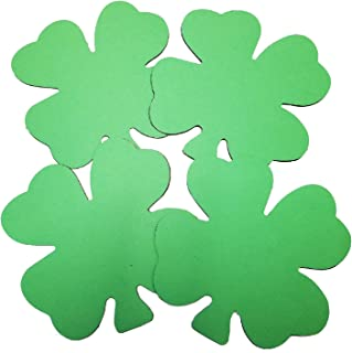 product image for Creative Magnets - Large Single Color Four Leaf Clover