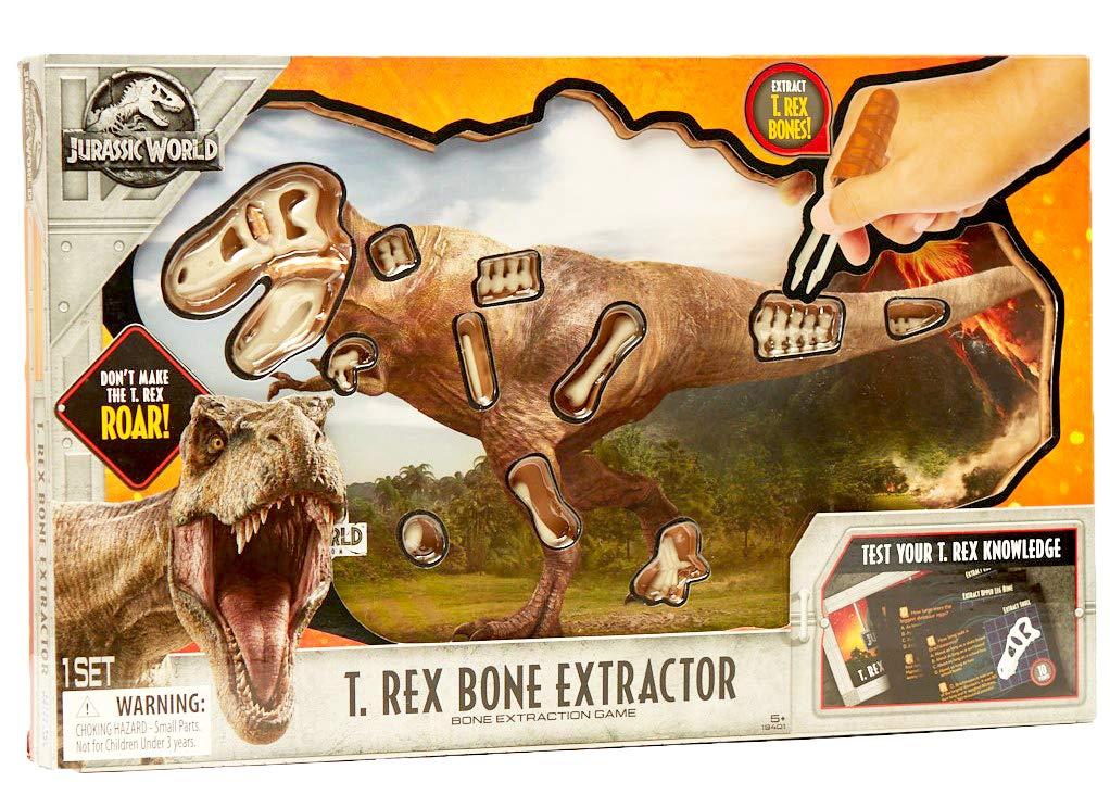 Uncle Milton Jurassic World T  Rex Bone Extractor - Science Kits, Multicolor