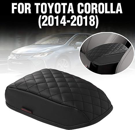 Armrest Cushion Toyota Corolla 2009 Center Console Cover Boomerang ArmPad