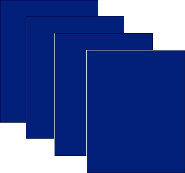 Láminas de vinilo de transferencia térmica A4, paquete de 6 unidades, para camisetas, para planchar sobre la ropa, kit para principiantes, para hacer siluetas, se pueden utilizar con una guillotina de vinilo