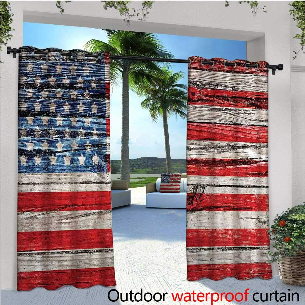 cobeDecor Rubber Duck Fashions Drape Goose in Farm Lake Plants Grass Reeds Flowers Pond Animals Geese Feathers Outdoor Curtain Waterproof Rustproof Grommet Drape W72 x L84 Green and White