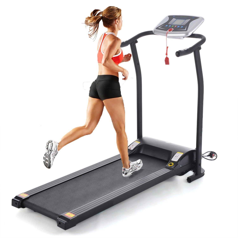 Cinta de correr cooshional eléctrico (Sport dispositivos plegable ...