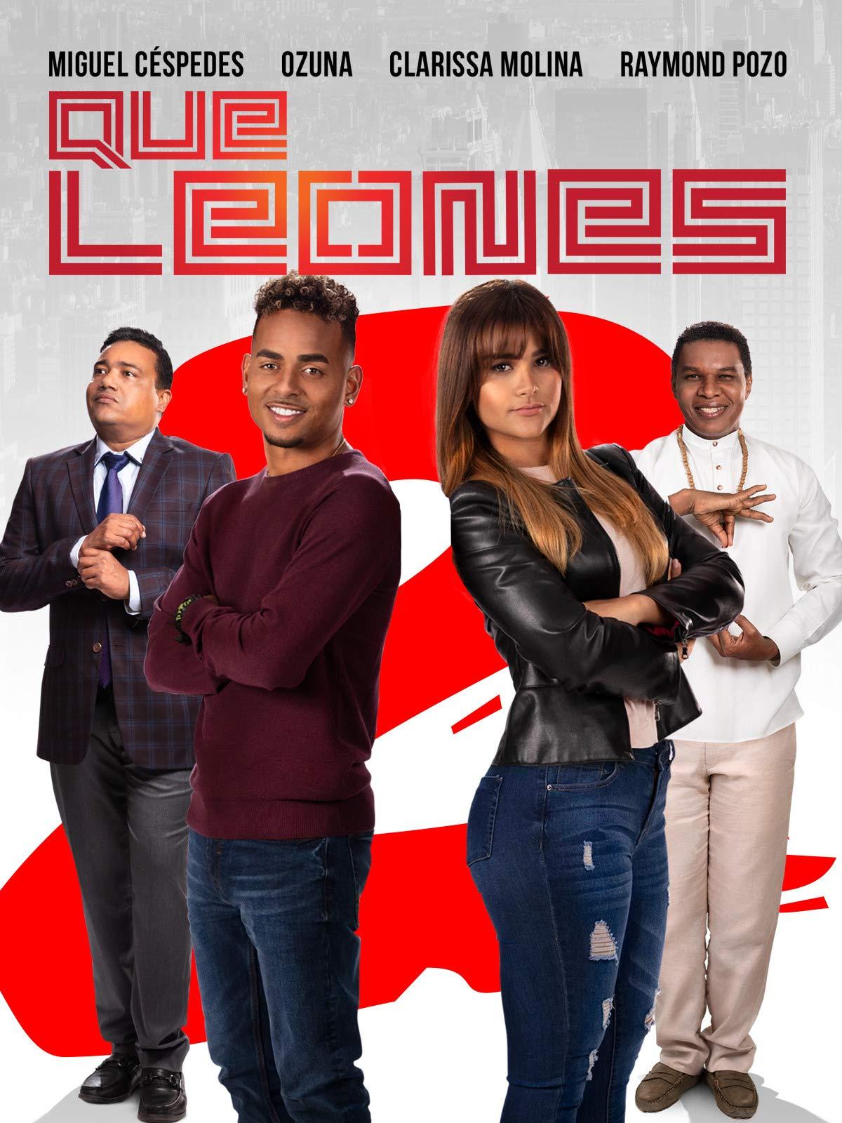 Watch Que Leones Prime Video