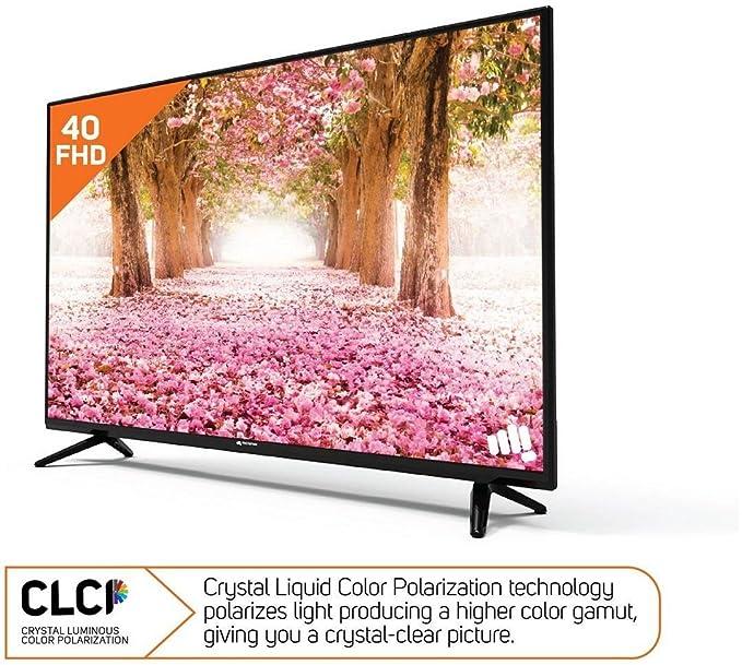 Micromax 101 cm 40A9900FHD/40A6300FHD Full HD LED TV: Amazon.in ...