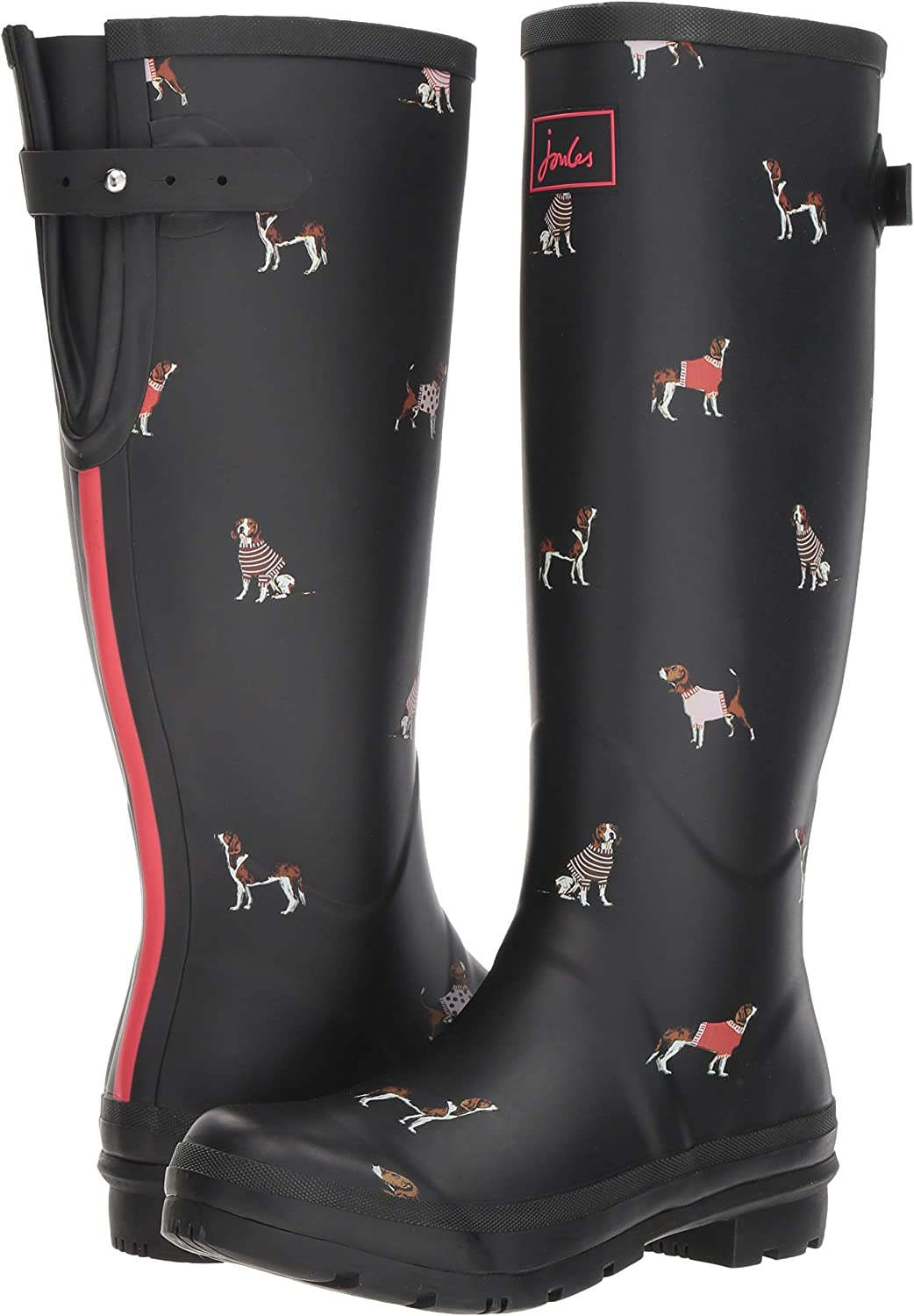 Joules Womens Wellyprint Wellington Boots