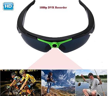 601971253e JOYCAM Gafas de sol con Cámara Full HD 1080P Grabación de Video Polarized  UV400 Gafas de
