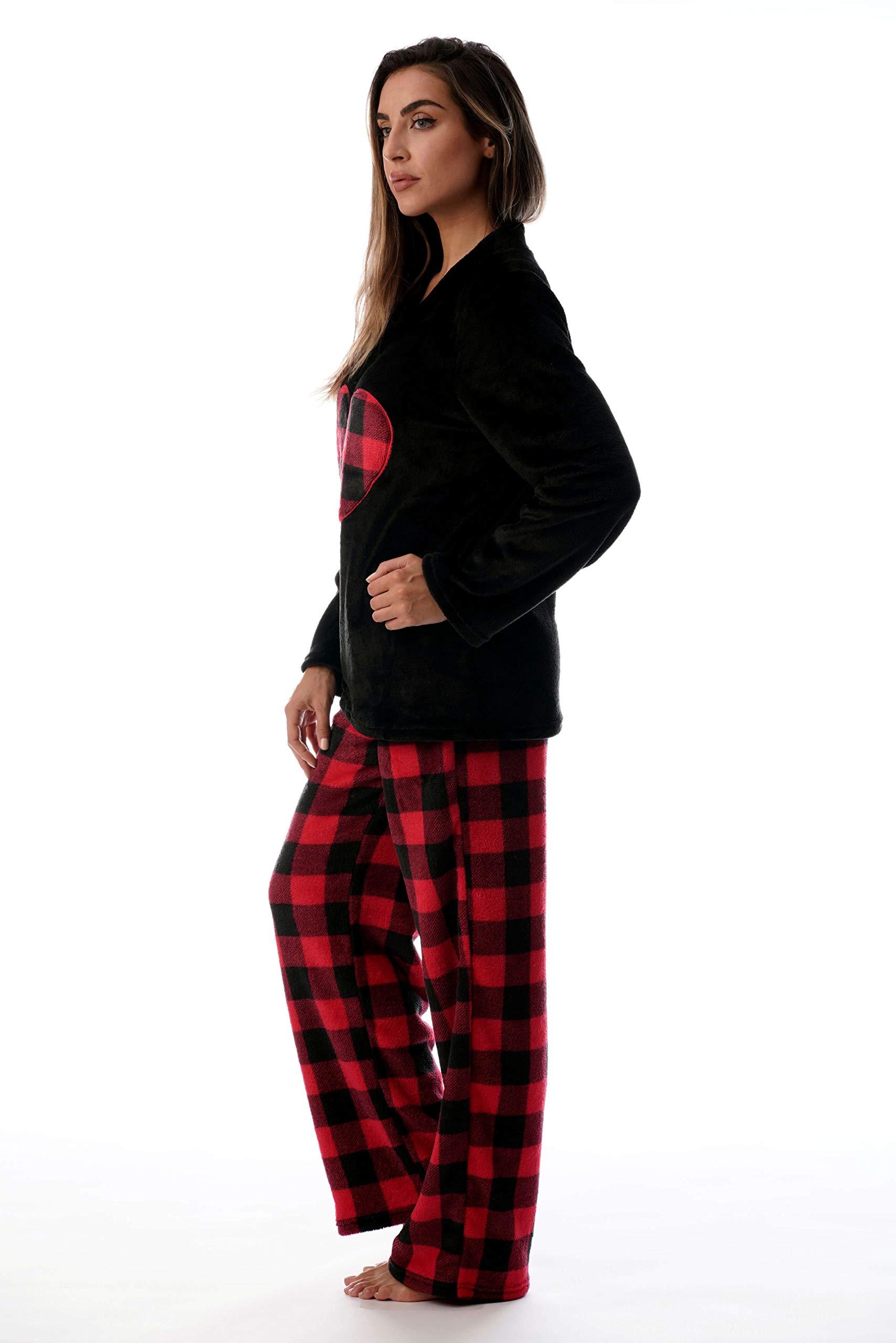 Just Love Plush Pajama Sets for Women