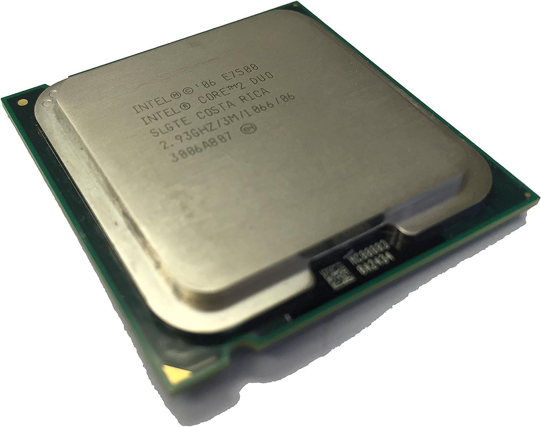 INTEL Core-2 Duo E7500 2.93GHz 1066MHz FSB 3MB S775 SLGTE