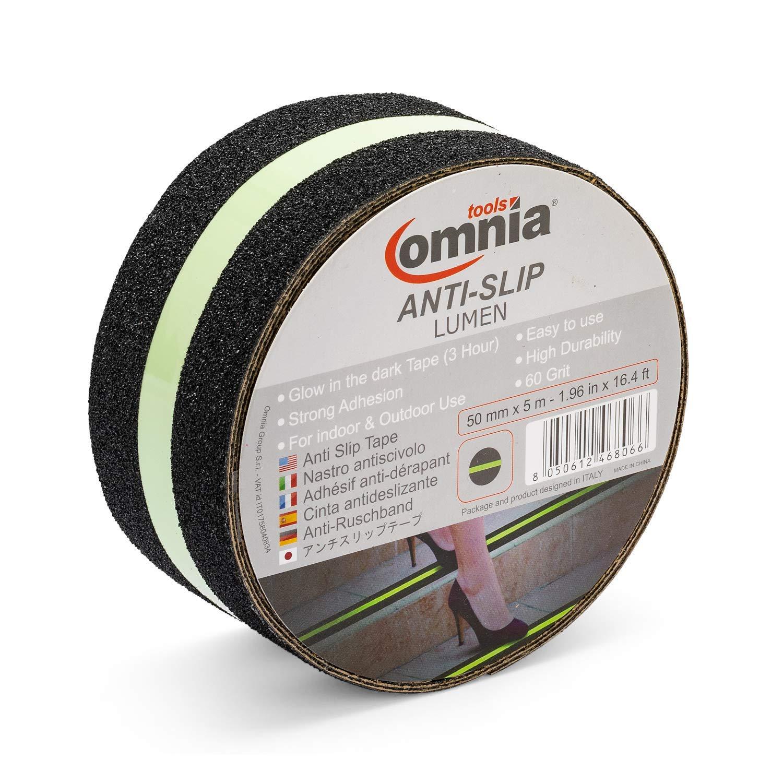 OMNIA TOOLS Anti-Slip Lumen | Cinta de Seguridad Antideslizante ...