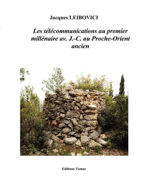 Download Les télécommunications au premier millénaire av. J.- C. au Proche-Orient ancien (French Edition) pdf