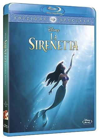 La sirenetta edizione speciale : amazon.it: cartoni animati: film e tv