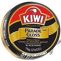 Kiwi Parade Gloss Shoe Polish - Black - 2.5 oz. - Large