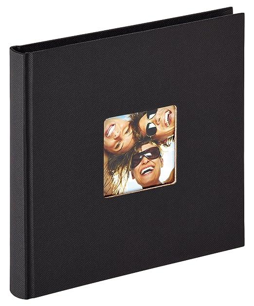 487 opinioni per Walther Design FA-199-B Album da incollare, Altro, Nero, 18 x 2 x 18 cm