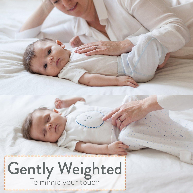 Adjustable Wearable Blanket 70/% Rayon from Bamboo Baby Sleeping Bag 3-6 months, Lovestruck Nested Bean Zen Sack Premier