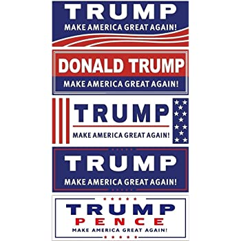 WickedGoodz Oval Vinyl 100/% Deplorable Decal Perfect Political Gift Conservative Bumper Sticker