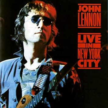 amazon live in new york city john lennon ヘヴィーメタル 音楽