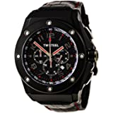 TW Steel CEO Tech Chronograph Black Dial Mens Watch - CE4009