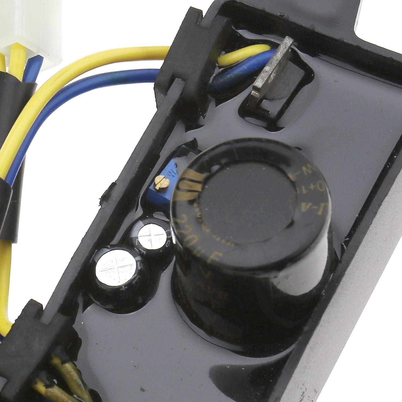 3.5Kw f/ür Generator AVR Spannungsregler Gleichrichter Single Phase 2Kw